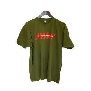 U2 How to Dismantle an Atomic Bomb T-shirt Green
